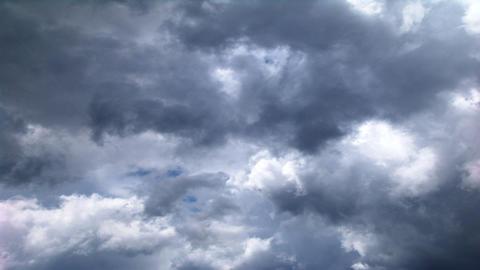 blue turbulence Stock Video Footage
