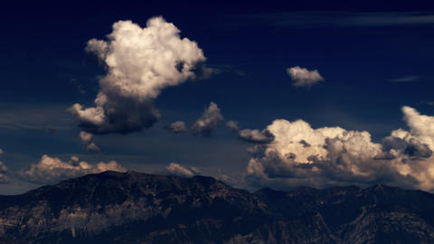 cloud accelerator Stock Video Footage
