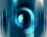 Blue Tech stock footage