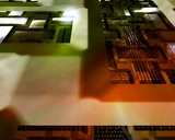 Multilayer Circuit stock footage