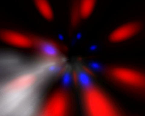 reversed hyperspace Animation