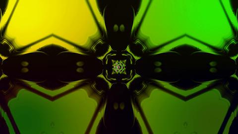 kaleidoscope 2 Stock Video Footage