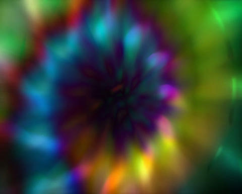 color swirl Stock Video Footage