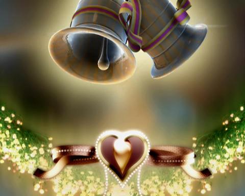 wedding bells 3 Animation