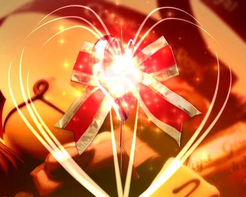 gifted heart Stock Video Footage