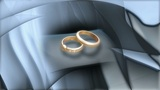 Ring Pillow 3 Ntsc stock footage