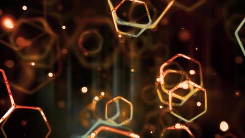 Shining Light Background Animation