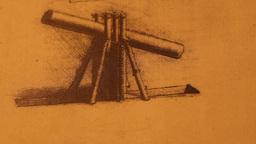 Old Engineering drawing Footage