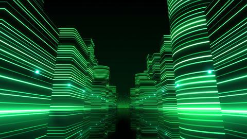 Neon Light City Z 1 Bb 3 4k Animation