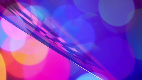 abstract lights background CG動画