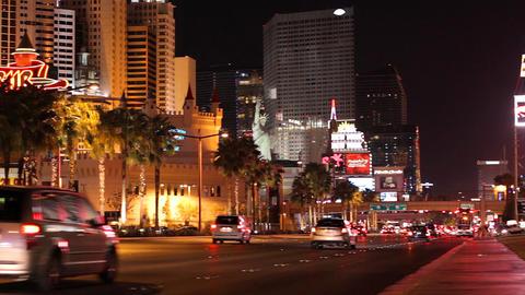Las Vegas Traffic Footage