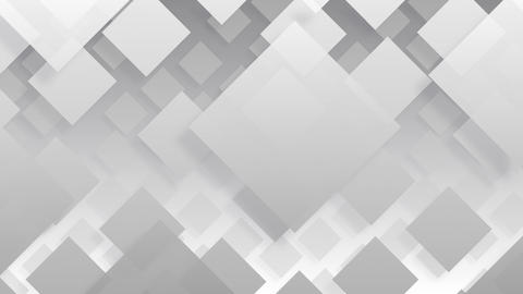 Simple background Diamond L BW 4k Animation