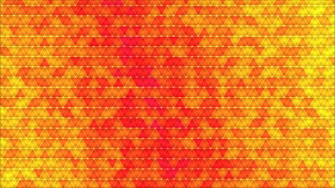 Colorful Triangle Background Mosaic Animation Animation