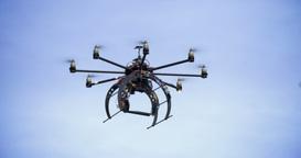 4K Unmanned Drone Footage