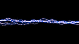 Arcing Electricity Band 2 alpha Animation