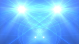 Lens Flare Transition Wipe bright blue alpha 3 Animation