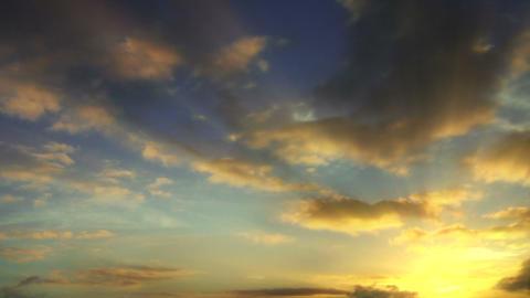 Sunrise Time Lapse Stock Video Footage