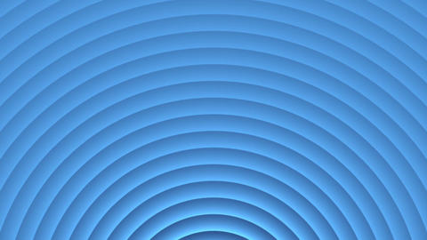 Deco Blue Abstract Background Loop 24 stock footage