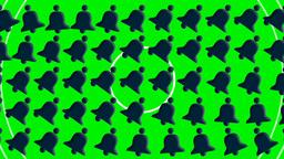 ANIMATED BELLS RINGING Animation