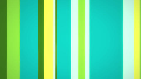 Color Stripes 4 - Moving Colorful Stripes Video…, Stock Animation