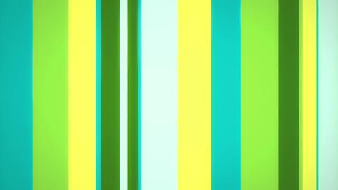 Color Stripes 4 - Moving Colorful Stripes Video Background Loop CG動画素材