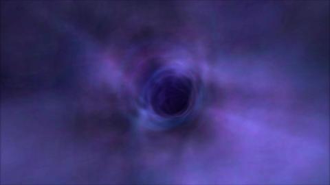 Wormhole Animation - Loop Animation