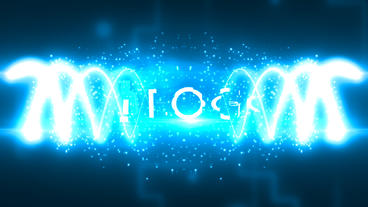 Light Stick Logo 2 After Effects Template