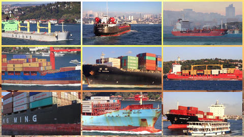 Cargo Ships & Freight Transportation 1