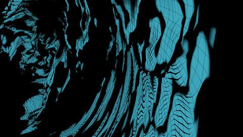landscape pattern Animation