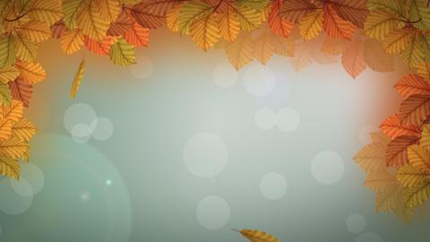 Autumn Season Animation
