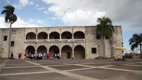 Alcazar de Colon, Christopher Columbus house Domin Live Action