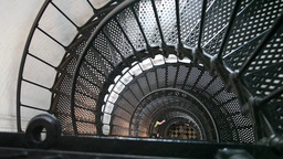 Spiral staircase wide Footage