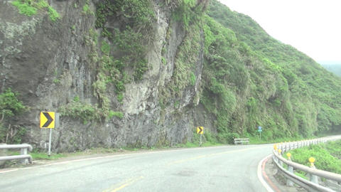 driving on the coast road Live影片