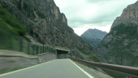 tunnel timelapse 13 Footage