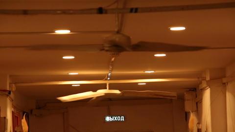 Ceiling fan Footage
