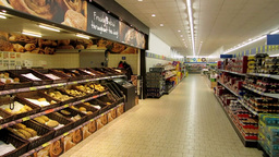 Supermarket Footage