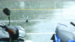 Rain Footage