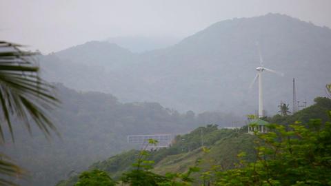 Morning landscape Footage