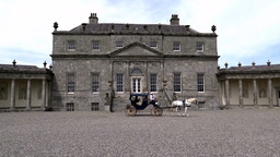 Russborough House Co. Wicklow Footage