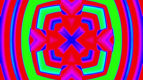 My Trippy Kaleidoscope VJ loop 12 Animation