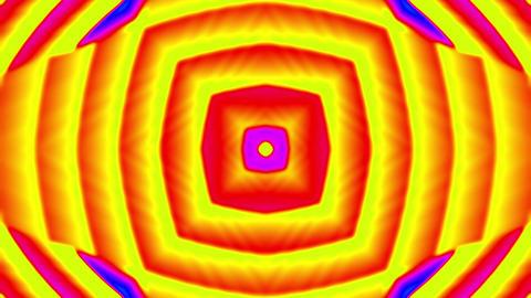 My Trippy Kaleidoscope VJ loop 12 Stock Video Footage