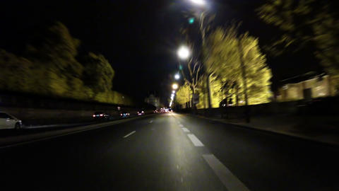 Paris By Night 06 Footage