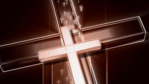 multi crucifix Animation