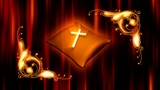 Religious Ornaments stock footage