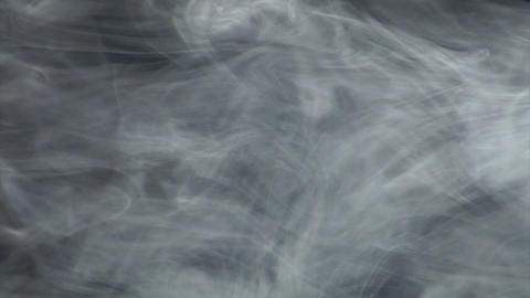 Smoke series: Smoke blue gray 2of2 Footage