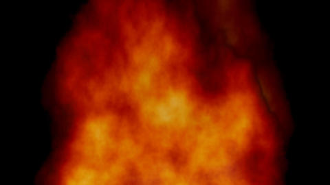Loopable fire background Animation
