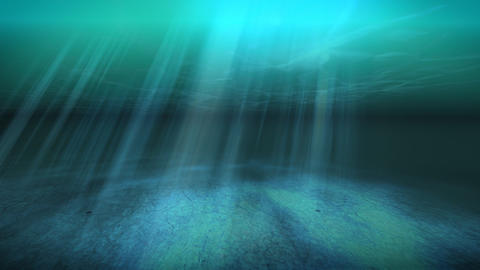 Tropical underwater scene Animation