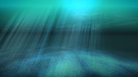 Tropical underwater scene Stock Video Footage