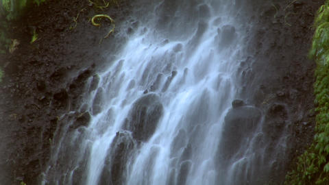 magic waterfall Stock Video Footage