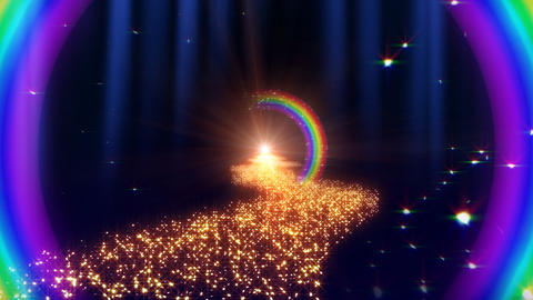 Rainbow A Way C2 Animation